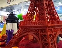 3D打印机亮相河北特博会