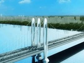 闽侯二桥预计明年上半年动工连接甘蔗和竹岐
