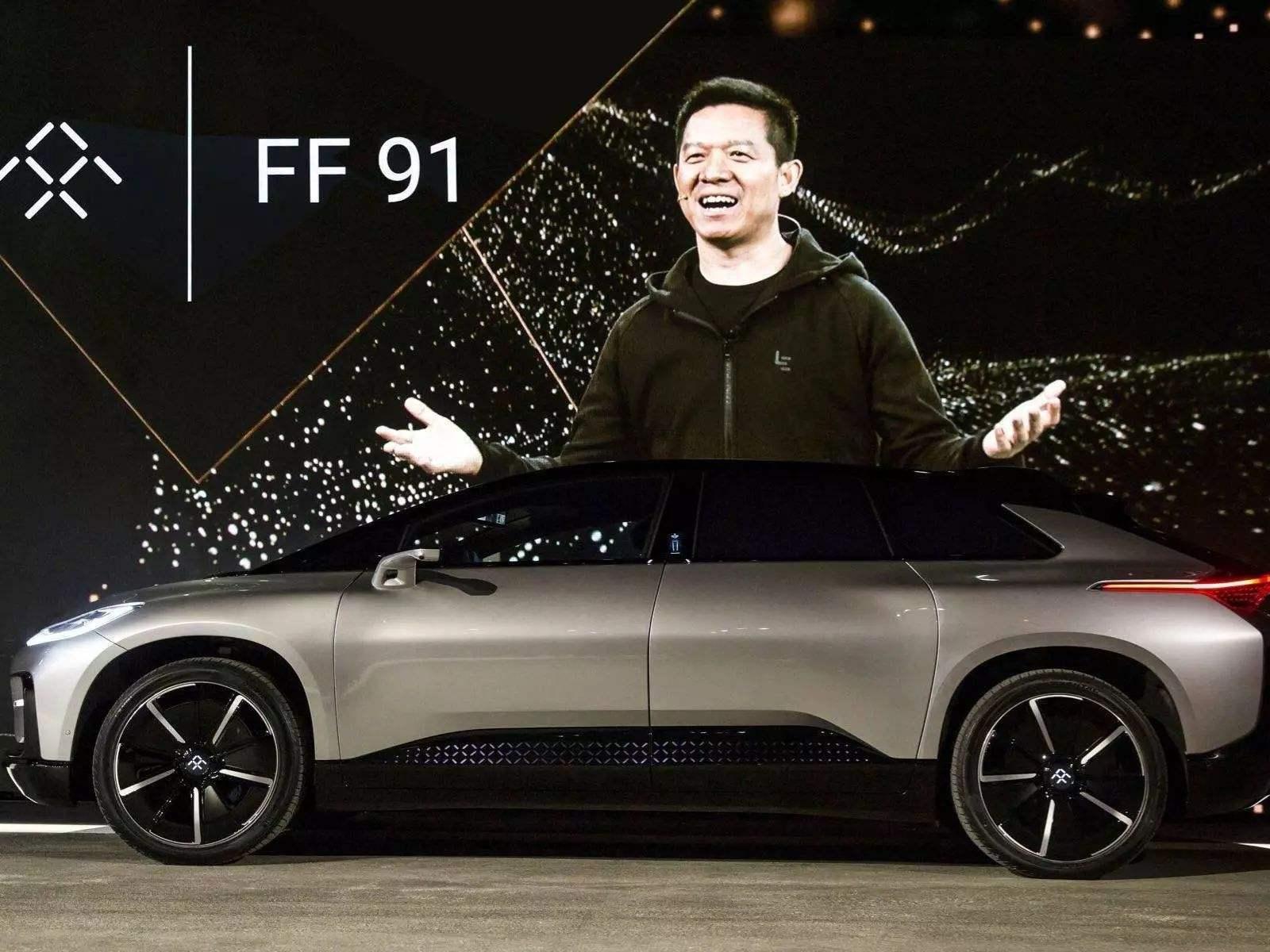 恒大新布局:FF拉拢许家印投资 难道恒大真看上了贾跃亭的电动汽车?