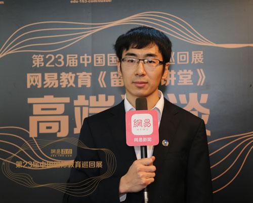 刘子真:在人性化、信息化达到国内一流水准