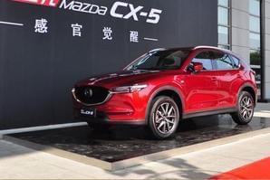 国产全新CX-5配置有诚意