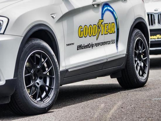纵享宁静 固特异发布御乘SUV II代轮胎