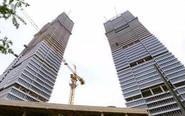 北外滩现上海最高双子塔明年推出