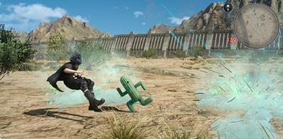 找幻影剑去!最终幻想15正式发售