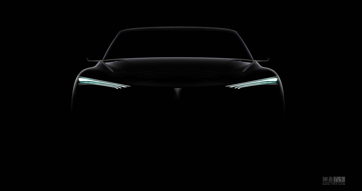 L5自动驾驶?WEY全新电动概念车预告图