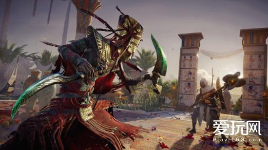 爱玩游戏早报:刺客信条起源第2部DLC延期至3月13日