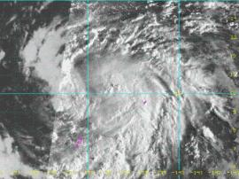 台风二连击!卡努刚走21号台风生成 或为超强台风