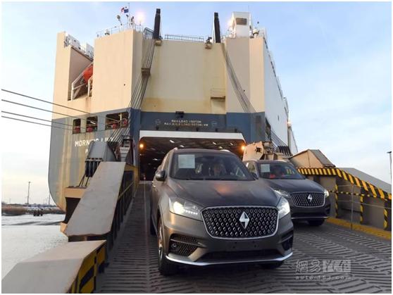 德系SUV返乡了 宝沃BX7 TS正式出口欧洲