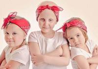 """""""滚蛋吧!肿瘤君"""" 3个小女孩温暖了全世界"""