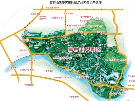 南宁推出环青秀山都市休闲线路 5条精品线路任你选