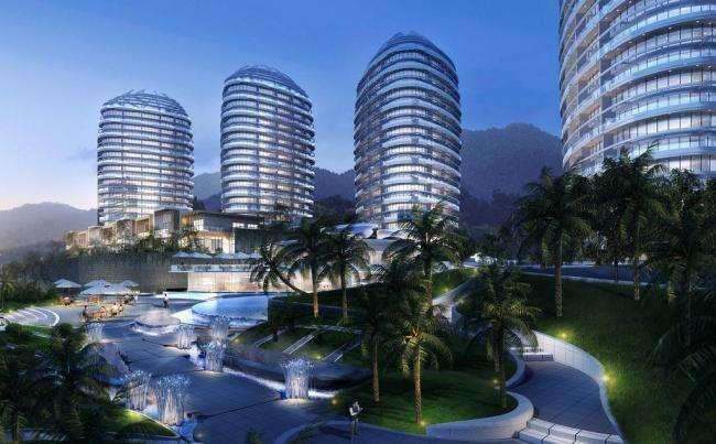 大港即将推新 区域内在售最低38万一套