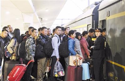 预计广州今年节前春运将发送旅客超过1223万人次