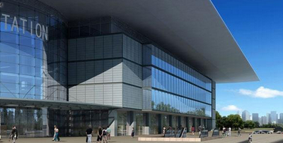 客运东南站预计明年底建成 位于南站东广场附近
