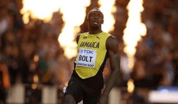 2017伦敦百米的成绩让博尔特自己感觉意外。