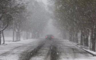 本周山西冷空气活动频繁 雨雪大风接连来袭