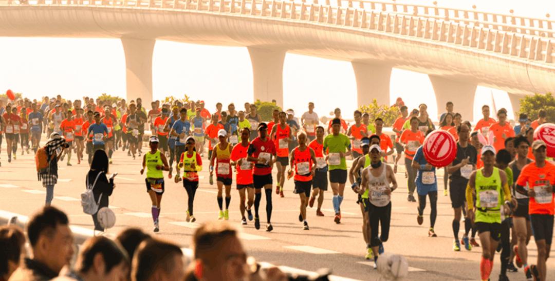2018厦门马拉松赛将于1月7日举行