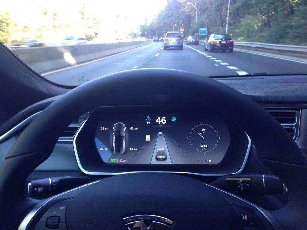 自动驾驶汽车可能导致汽车保险行业濒临灭绝!