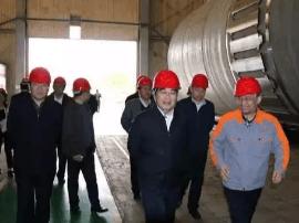 丁绣峰赴丰润检查安全生产、大气污染防治工作