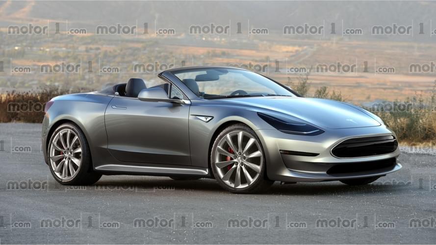 特斯拉最快车型 新一代Roadster假想图曝光