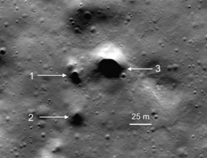 熔岩管道天窗或让未来宇航员在月球获取可用水