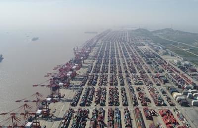 全球前十的港口中国占7席