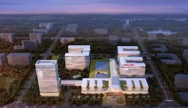 市中心医院荆北新院复工 一期主体工程明年或完工