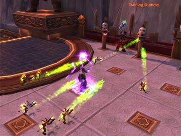 魔兽8.0恶魔术技能视觉效果升级 恶魔大军气势十足