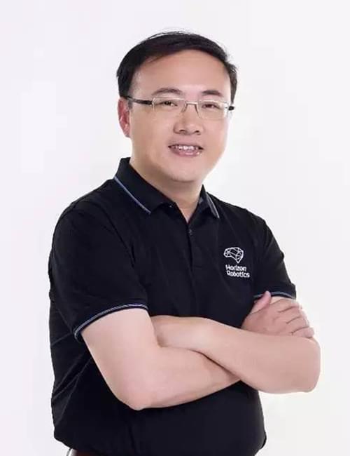 2017中国AI英雄风云榜商业创新人物候选人之余凯