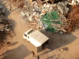 九江一小区附近氧气瓶爆炸 居民:整栋楼都在颤抖