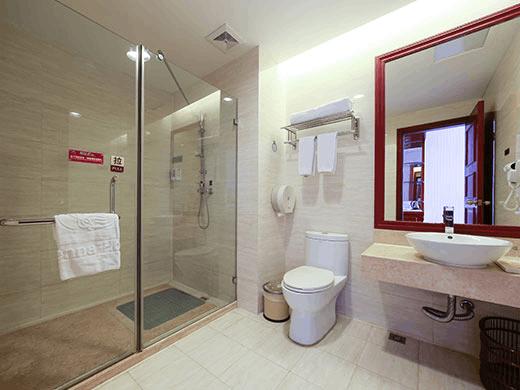 为什么酒店的卫生间要做成透明的?