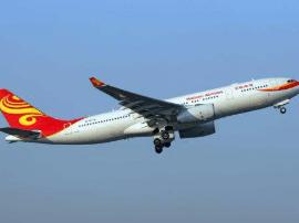 海航9月21日起新增太原-南昌-厦门航班