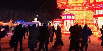 第二届吉林雪博会暨第二十三届雾凇冰雪节启幕