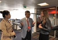 金吉列留学受邀出访INTO国际教育集团 | 英国发现之旅