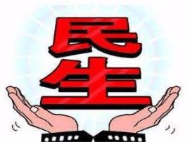 卢氏县人大代表调查十件民生实事进展情况