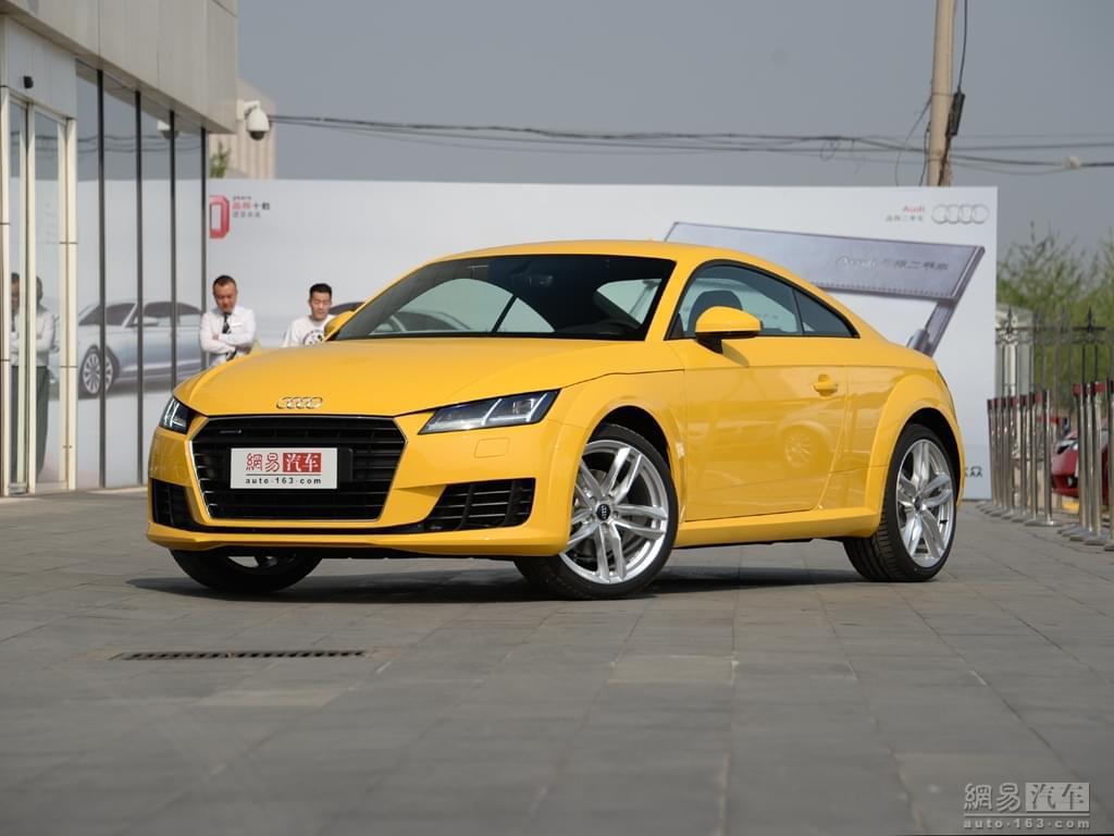 售49.98万元 奥迪TT全新入门级车型上市