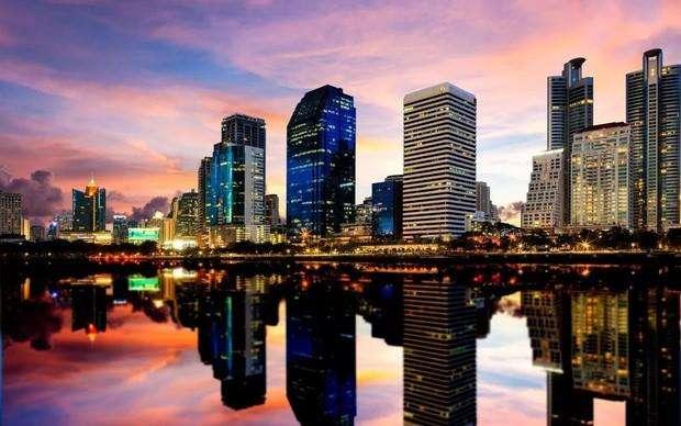 """""""一带一路""""或助泰国克拉运河梦成真"""