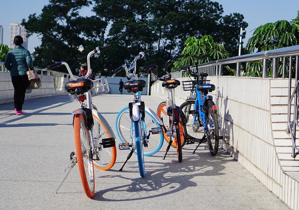 鼓励免押金提供保险 共享单车发展指导意见发布