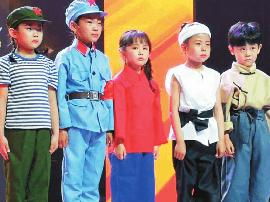 青少年朗诵艺术大赛太原赛区总决赛10名选手入选