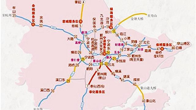 春节长假7天高速哪里会堵?宁波公路部门发布预警