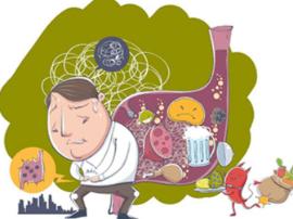 """健康小贴士:学会这5招 打好秋季""""保胃战"""""""