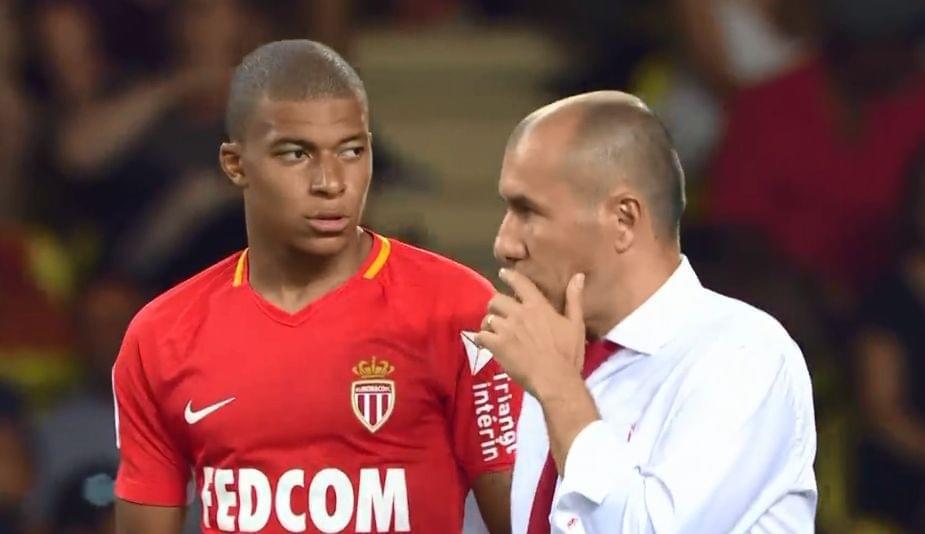 法甲揭幕战-姆巴佩伤退法尔考破门 摩纳哥3-2胜