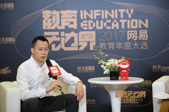 外联出国北京公司总经理 顾瑞珩先生