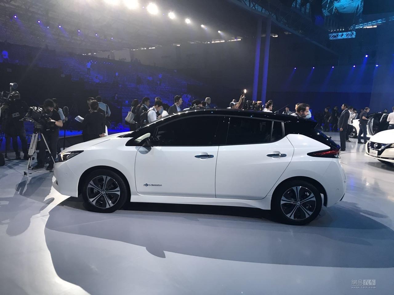 可自动驾驶的电动车 日产发布全新聆风