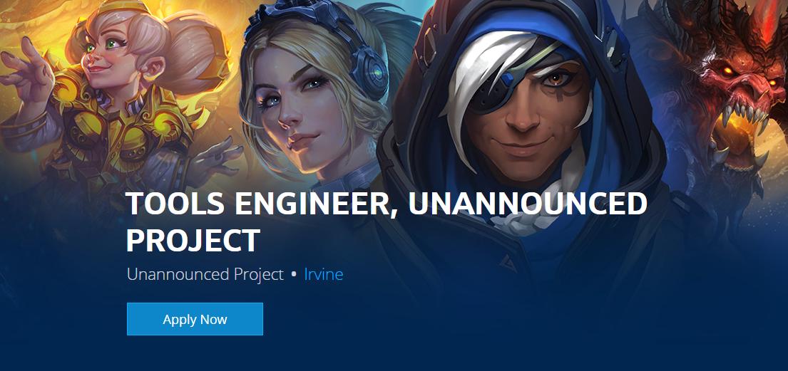 暴雪为新RPG手游招工程师 《暗黑X》开发进入中期