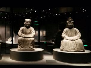 国宝荟萃大同博物馆 感谢摄影杨涛