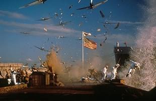 珍珠港遭遇空袭,这不是演习
