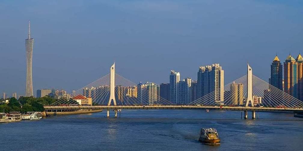 广州:水环境治理!鸟鸣绿水岸 鱼戏清河涌