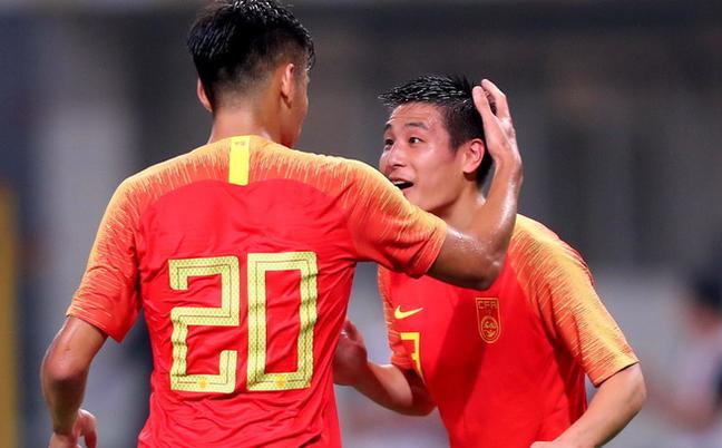 热身赛-武磊破门 国足1-0缅甸