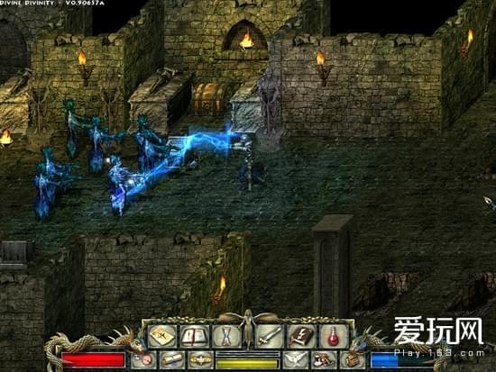 游戏史上的今天:来自比利时的奇幻ARPG《神界》