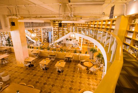东方影都联手如是书店欲打造国内最大影视文化体验书店